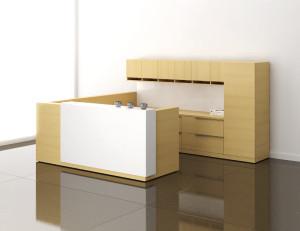 reception desks 2 modern office furniture embodies the very vision - Modern Office Furniture Reception Desk