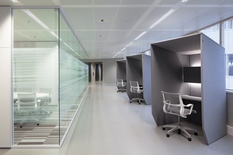 Acoustic Furniture for the Modern Office