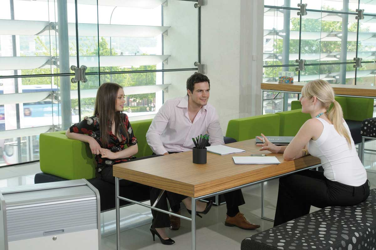 The New Collaborative Work Space – Modern Office Furniture
