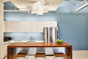 Innovative and Inviting Break Rooms