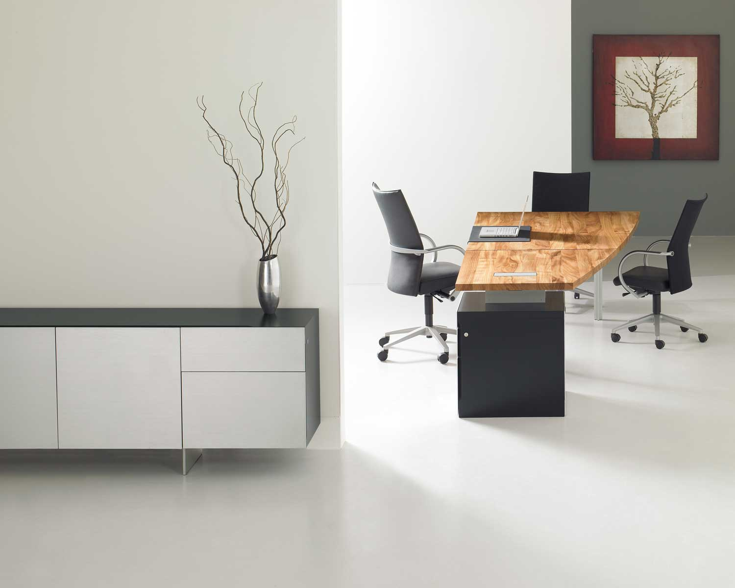 Acoustic Furniture: More Privacy, Less Noise