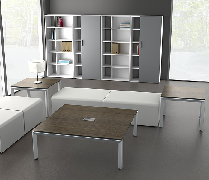 Around the modern office one office item everyone for Modern office furniture systems