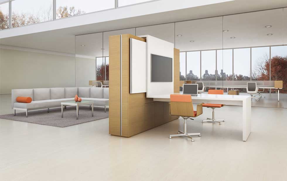 Influence Creativity With Smart Office Designs
