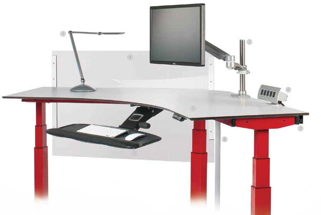watch adjustable height desks from adjustable height desks u2013 modern office