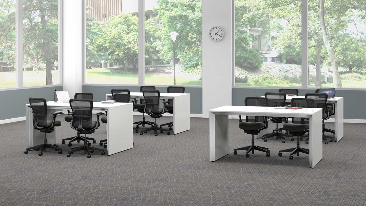 Open Office Design  Modern Office Furniture - Open office furniture