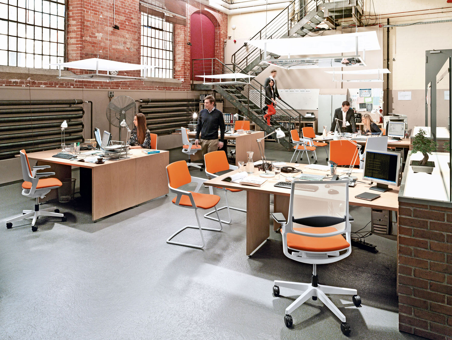 The opposite of open office design modern office furniture for Office design trends articles