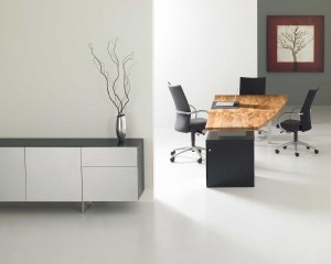 David Tix executive desk