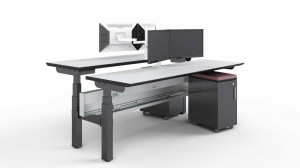 modern desks available at StrongProject