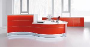 Modern Reception Desks