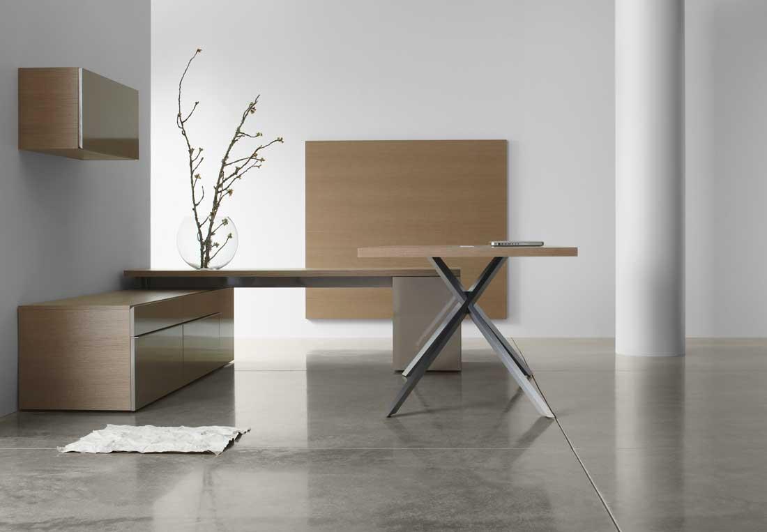 contemporary wood office furniture. Tuohy_Coda_Desks05 Contemporary Wood Office Furniture A