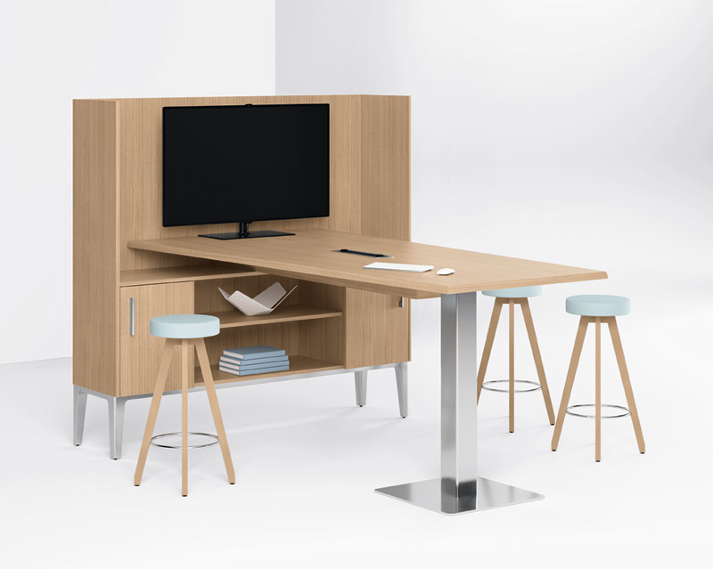Is Your Office Flexible Modern Office Furniture