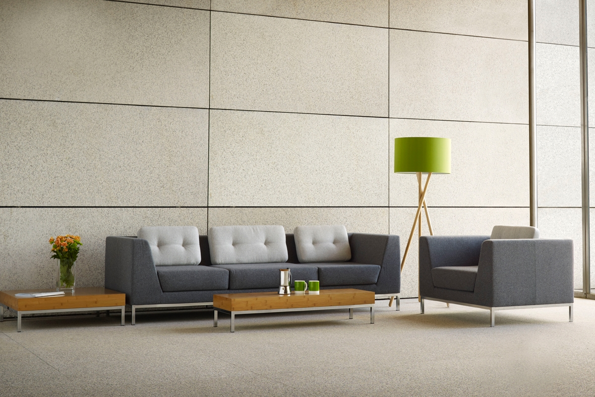 4 ways to specialize your modern office sitting areas for Modern furniture