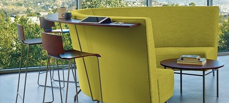 Modern Office Trends Power Colors Modern Office Furniture