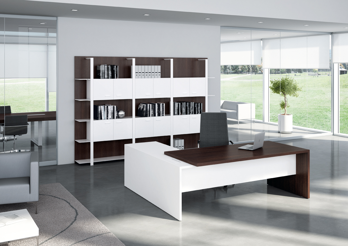 Modern Office Desk: What Happens When The C-Suite Office Disappears?