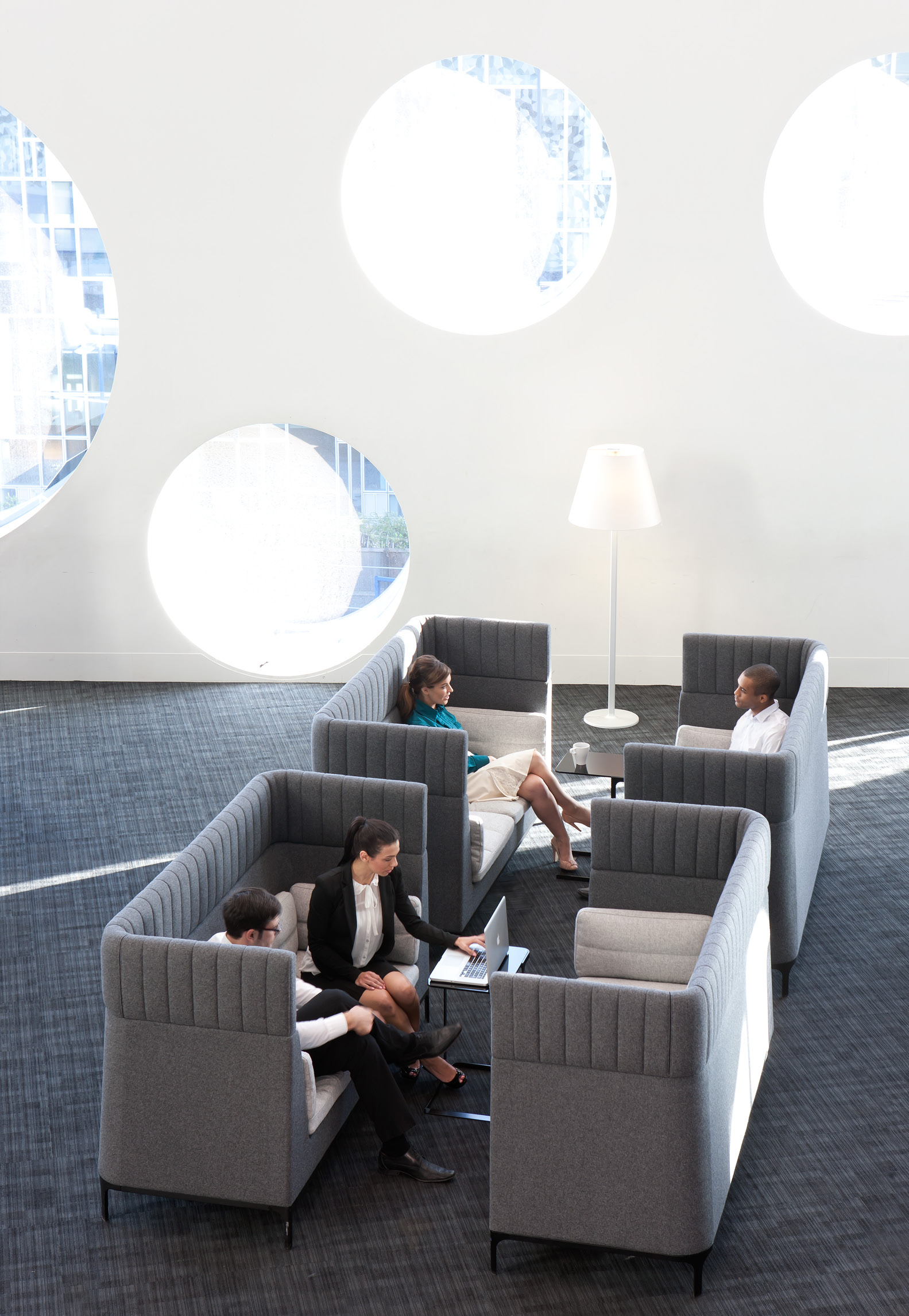 How cal newport s deep work concept will influence office for International seating decor