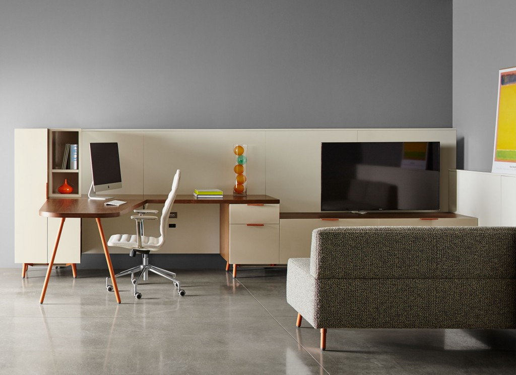 Modern office setups that foster small one on one brainstorming and deep work will be appreciated by your Intuition-sensitive employees.