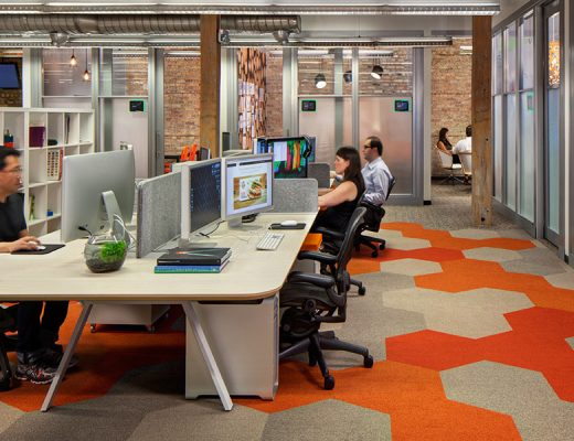 Cubicle-less Offices in 2017--Hype or Hope