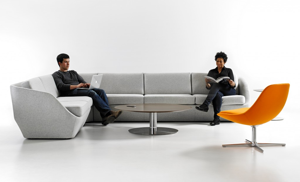 Find gray modern office furniture solutions at StrongProject