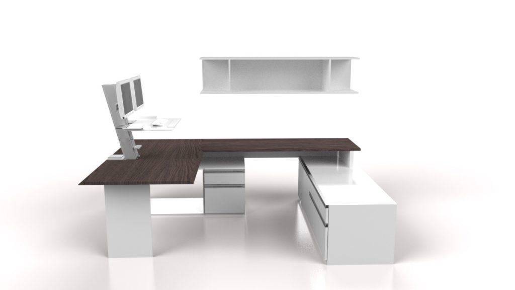 Adjustable Height Desks Aren T Just For Startup Geeks
