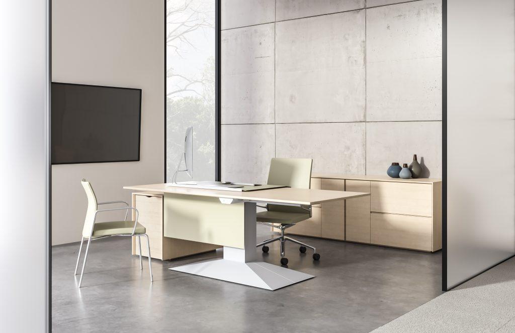 Adjustable Height Desk Luxury office