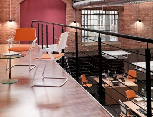 See guest seating inspiration at StrongProject