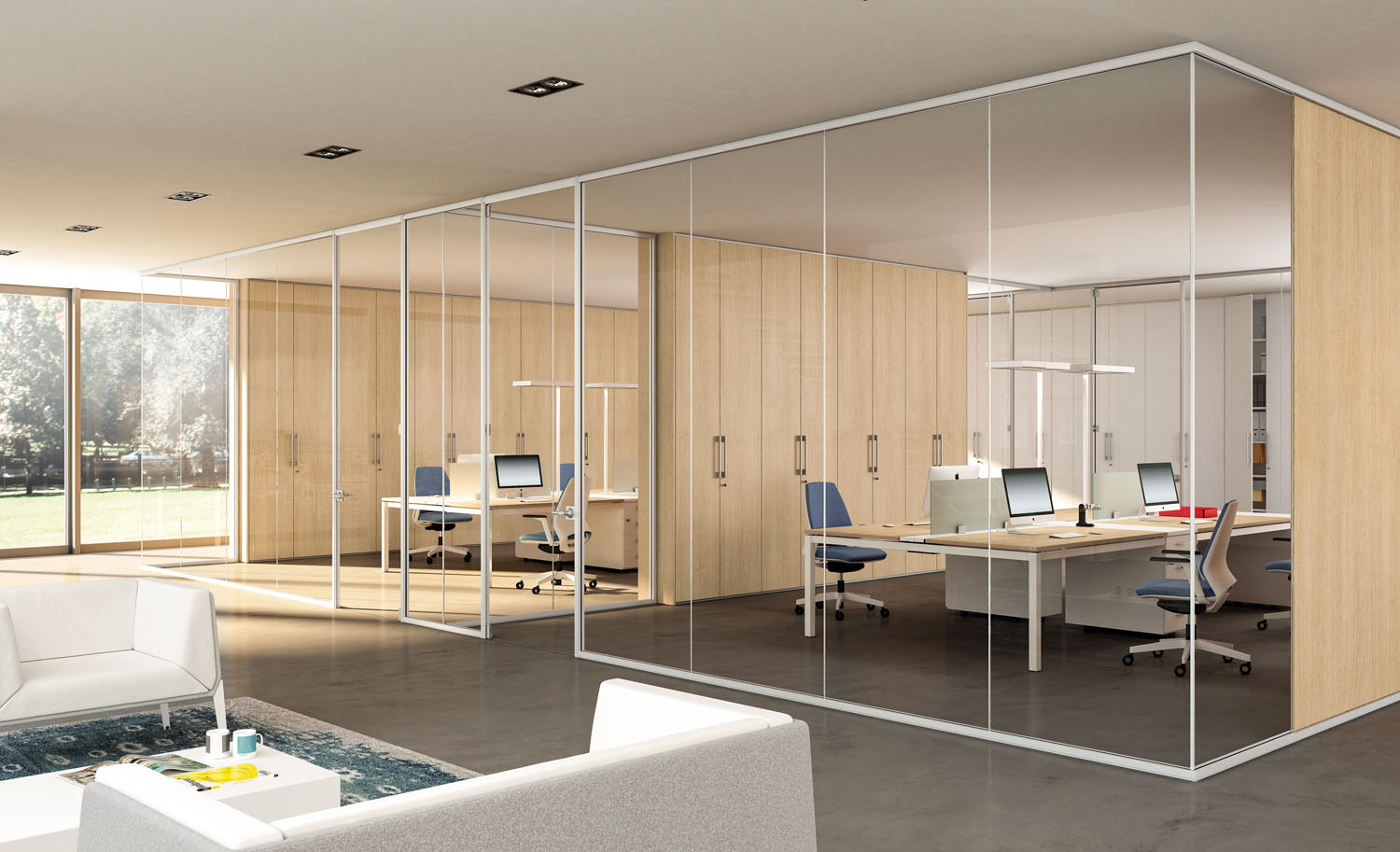 A new level of employee well being modern office furniture for Office design standards