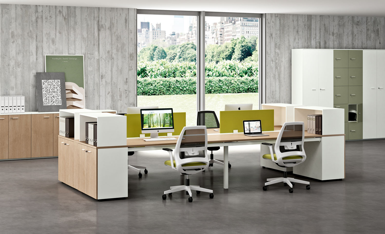 Office Furniture: Design Your Modern Office Layout