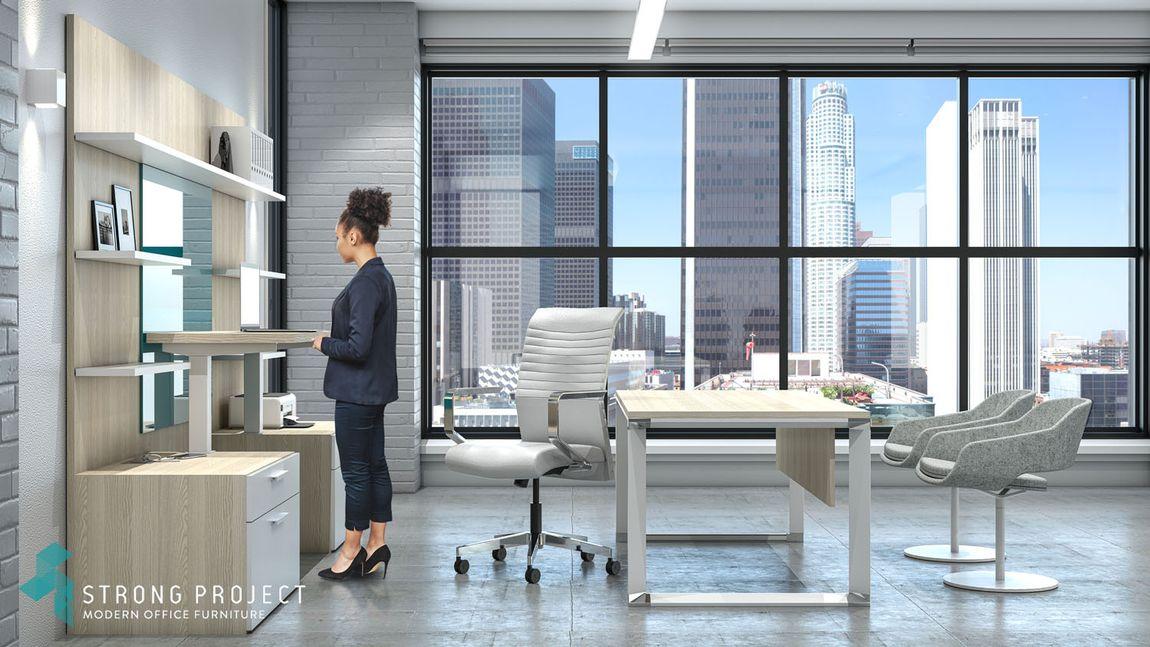 executive standing desk