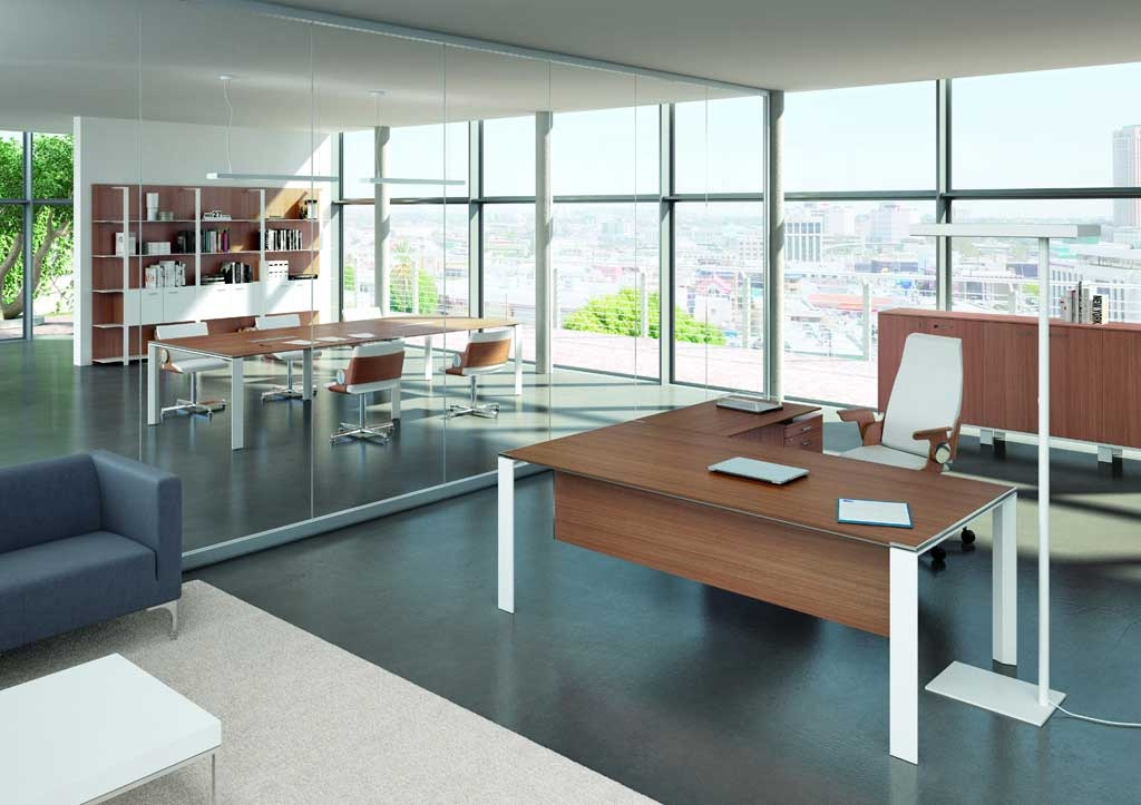 For ultimate productivity in modern office design, try an idea wall
