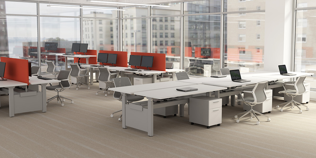 What Makes A Great Office Desk Modern Office Furniture