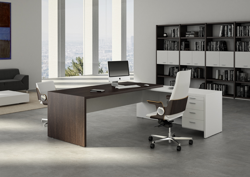 Superbe Executive Office Options For Ergonomics