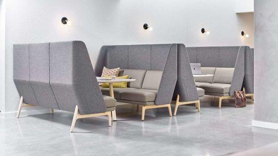 collaboration furniture sound dampening