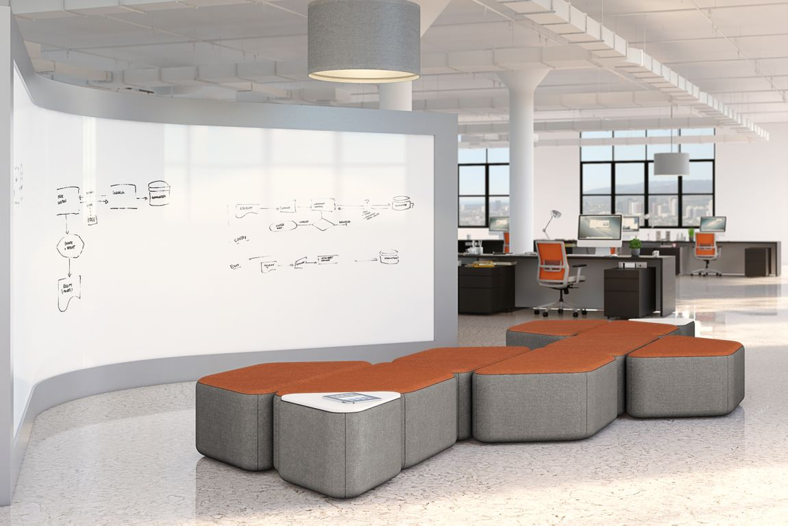 interesting creative office furniture   Creative Employees Don't Want Your Open Office Plan ...