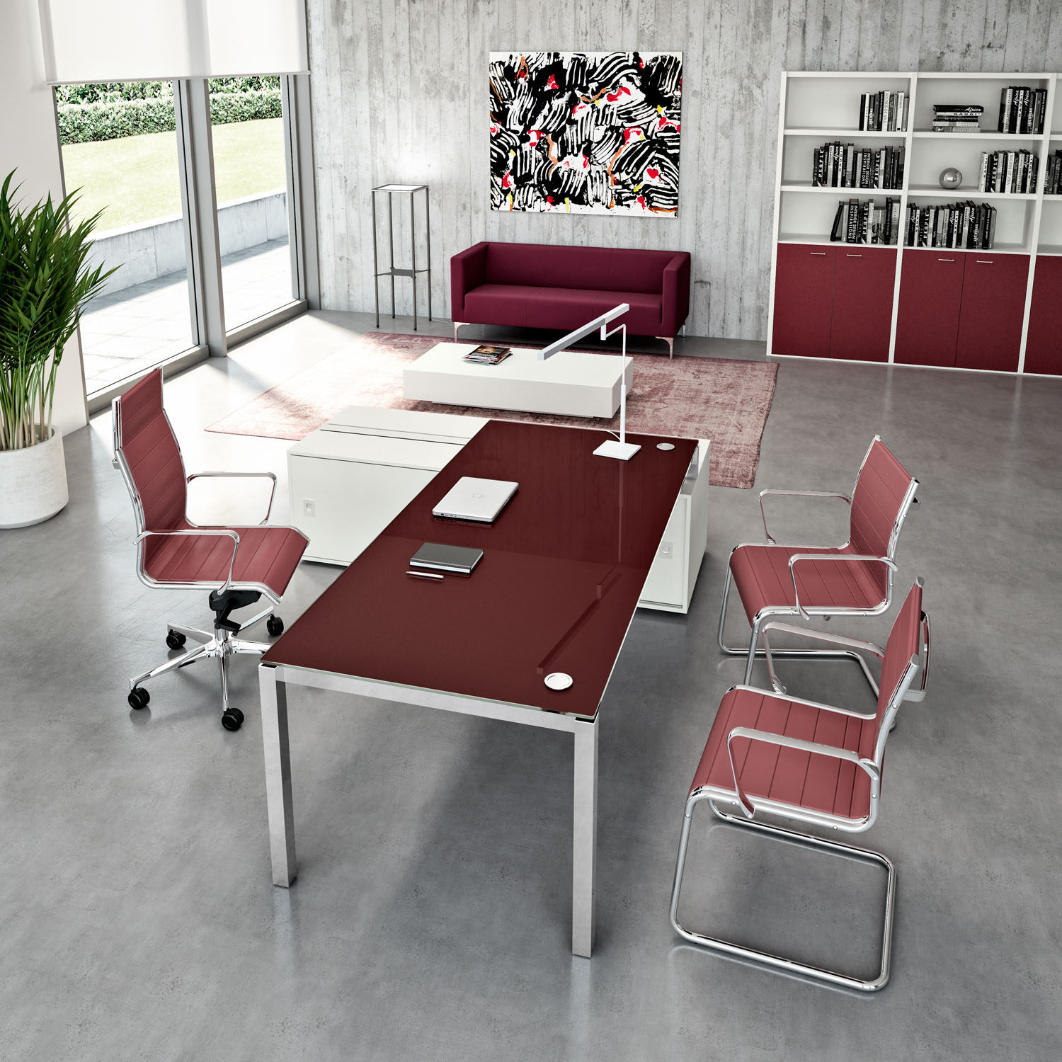 What Office Design Does The Nomadic Worker Inspire Modern Office