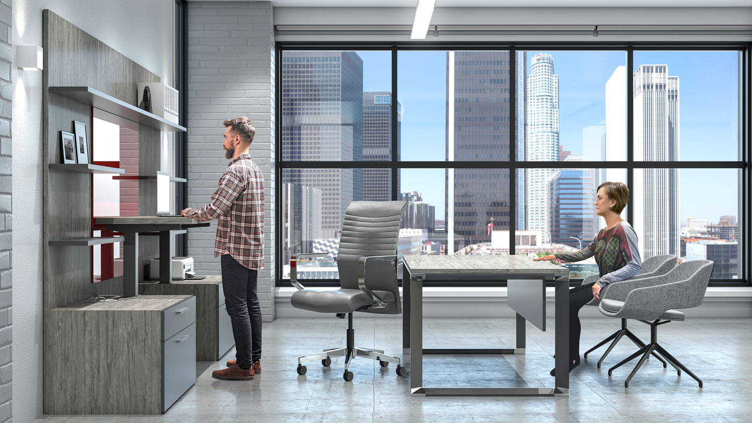 Revamping the Traditional Conference Room – Modern Office Furniture