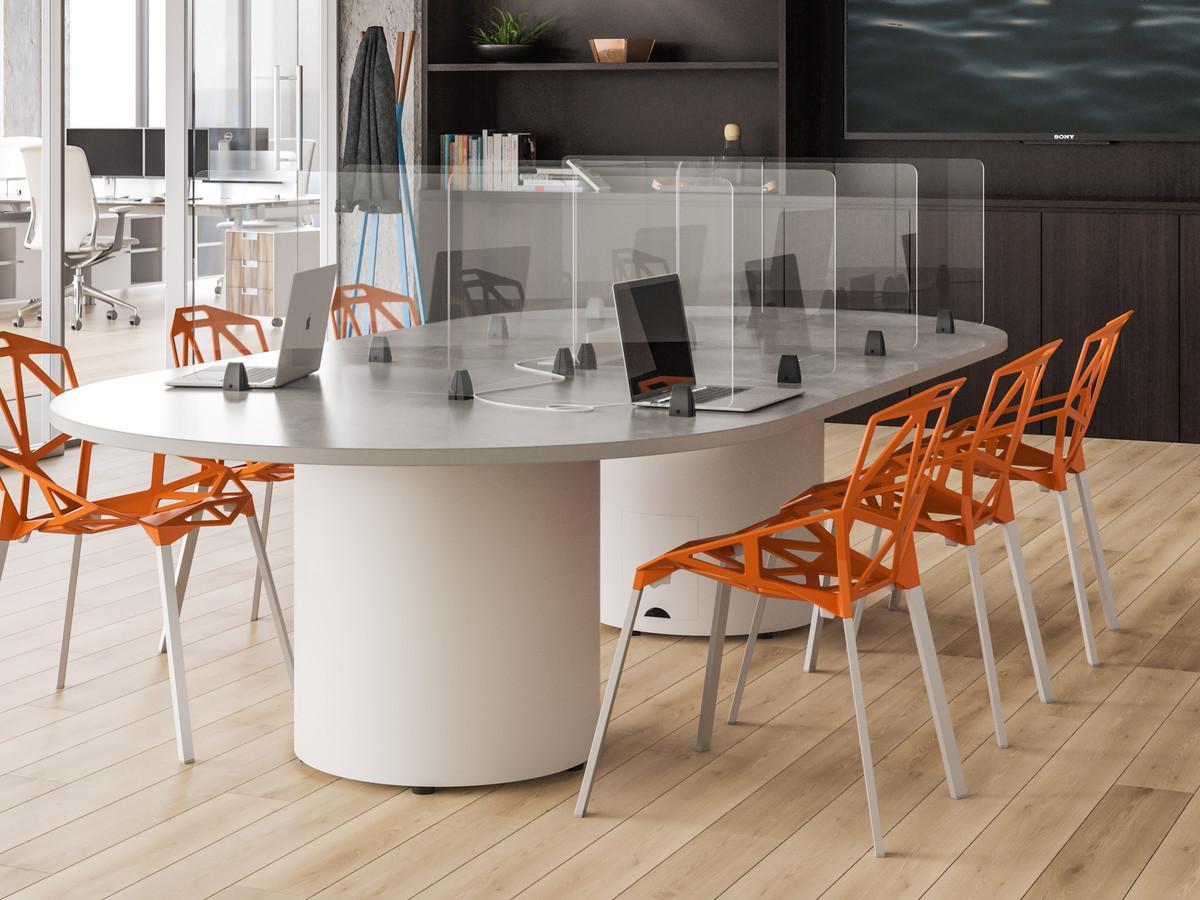 individual workspaces