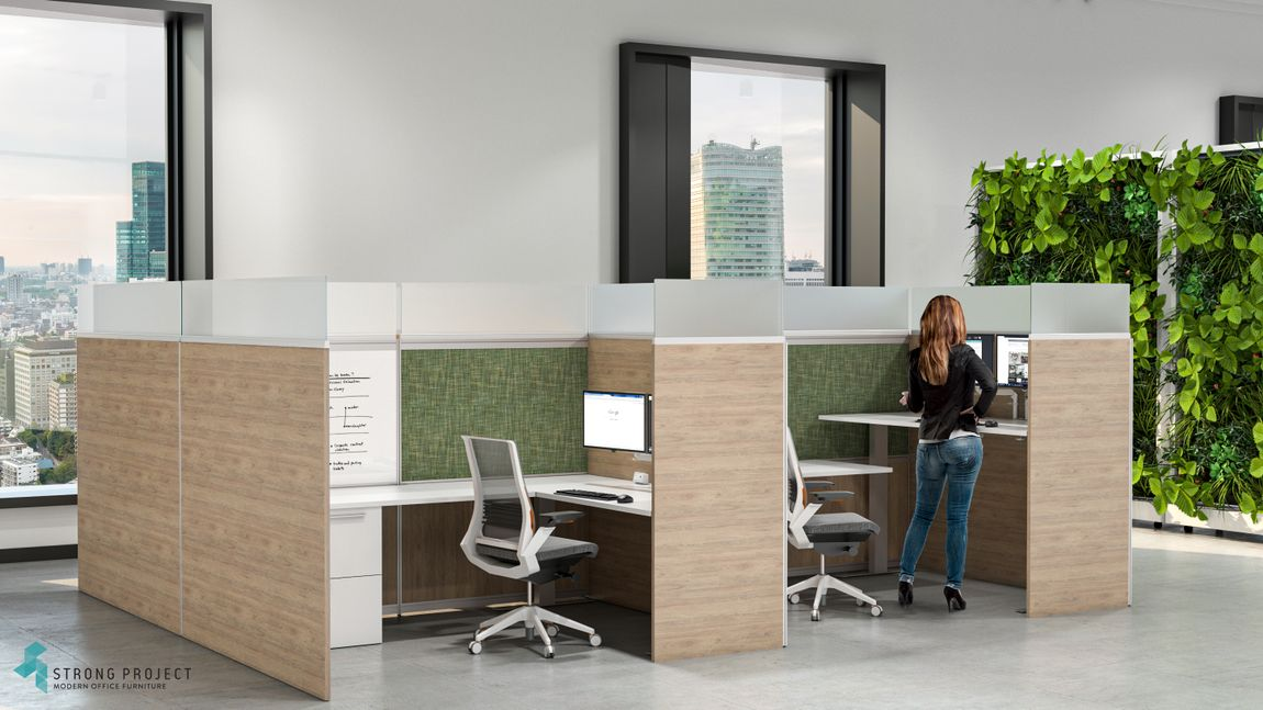traditional cubicle design