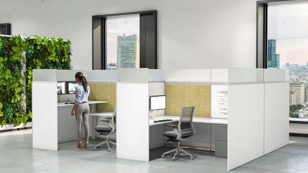 office furniture social distancing