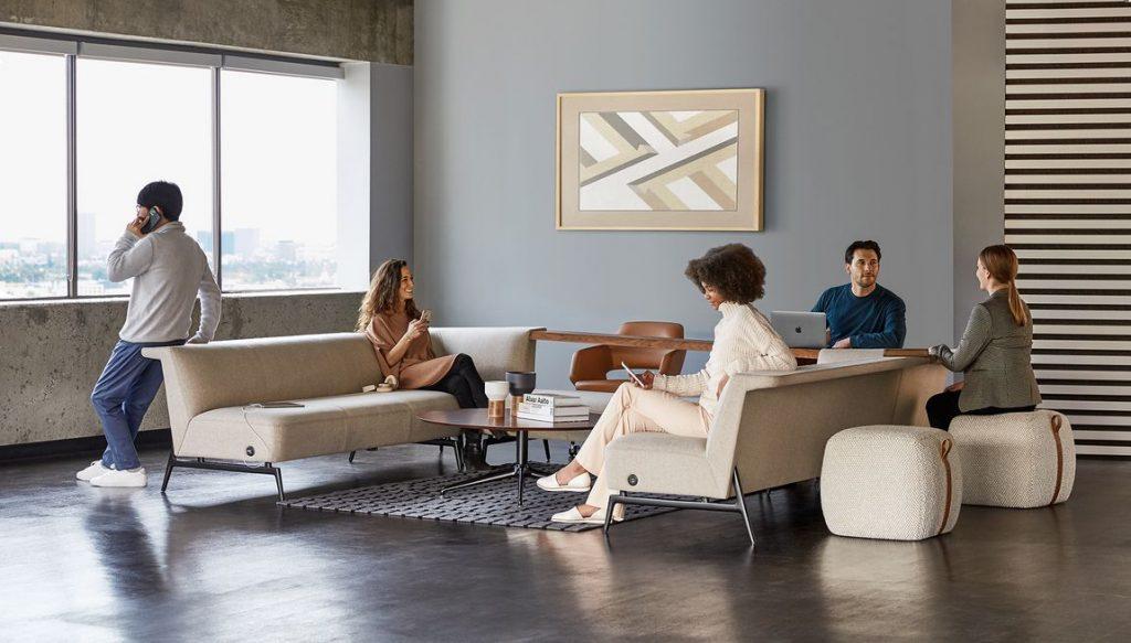 collaborative couch