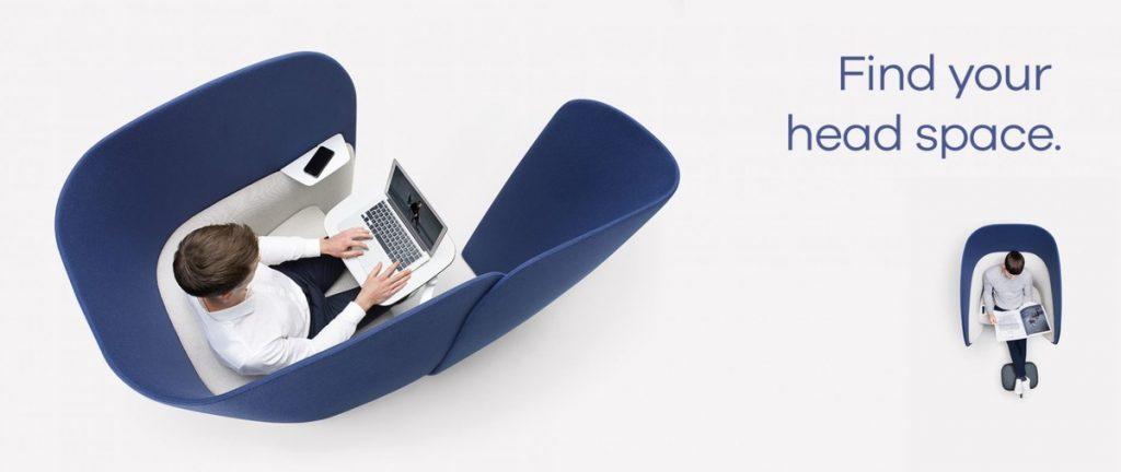 headspace brand acoustic pod