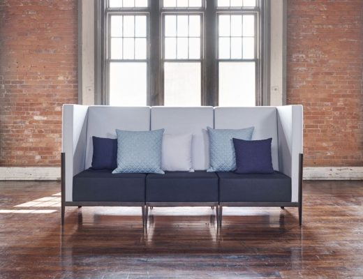 flexible post-COVID acoustic couch