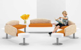 Healthcare Furniture And Modern Waiting Room Chairs.