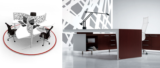 Attirant Contemporary Office Furniture